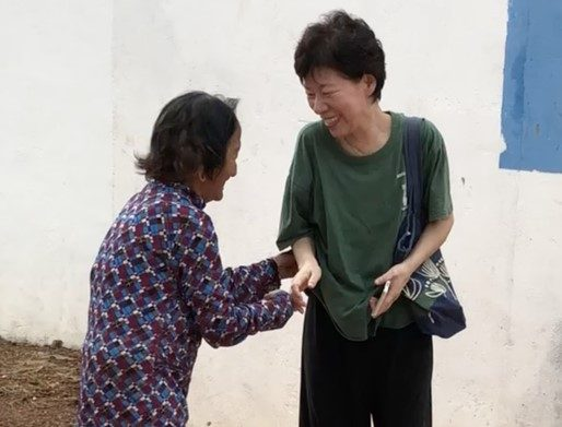 Tickled By a Leper – A Lesson About Joy – Cambodia