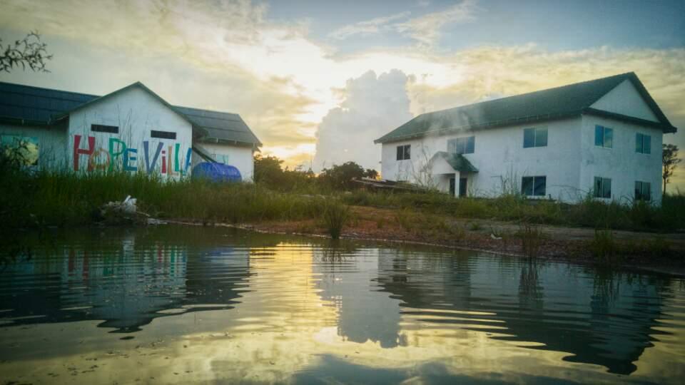 Hope Village in Cambodia
